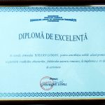 6. CONSILIUL LOCAL AL ORASULUI INSURATEI PRIMARIA DIPLOMA DE EXCELENTA