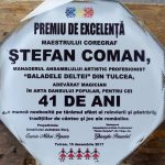 10. ANSAMBLUL ARTISTIC PROFESIONIST DOINA GORJULUI TARGU JIU PREMIU DE EXCELENTA