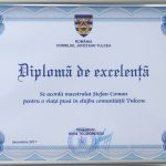 3. CONSILIUL JUDETEAN TULCEA DIPLOMA DE EXCELENTA