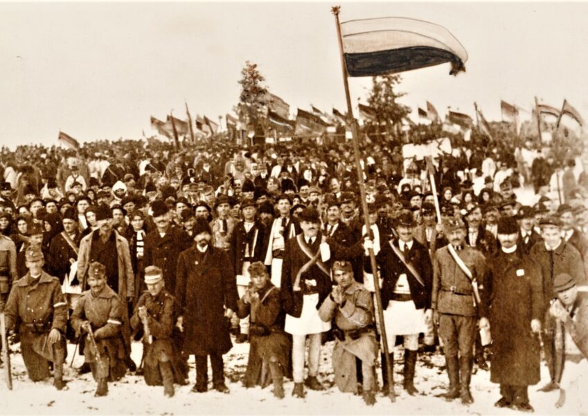 1 DECEMBRIE 1918 – Alba Iulia