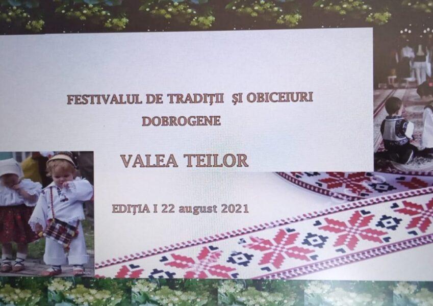 """Ansamblul """"Baladele Deltei"""" participă la Ziua Comunei Valea Teilor"""